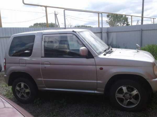 Mitsubishi Pajero Mini, 2004 год, 250 000 руб.