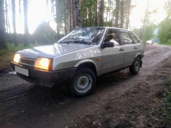 Лада 2109, 2004 год, 55 000 руб.