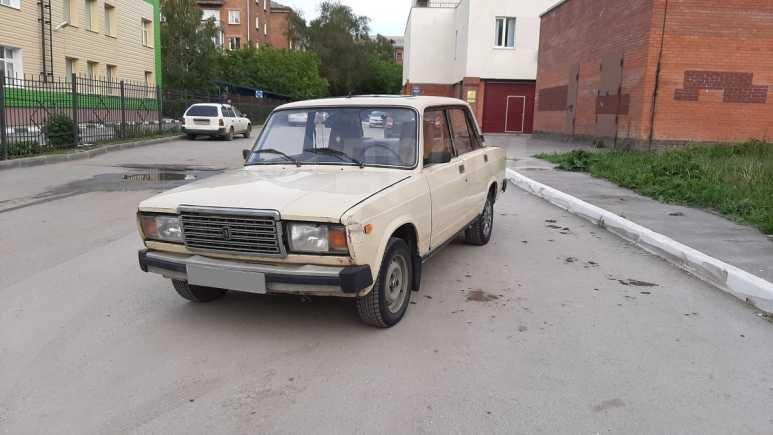 Лада 2107, 1988 год, 49 900 руб.