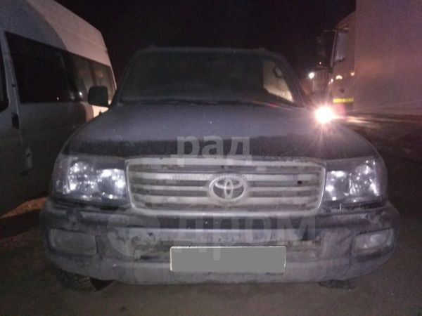 Toyota Land Cruiser, 2005 год, 1 202 880 руб.