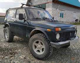Екатеринбург 4x4 2121 Нива 2000