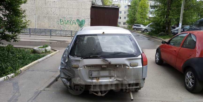 Nissan AD, 2002 год, 35 000 руб.