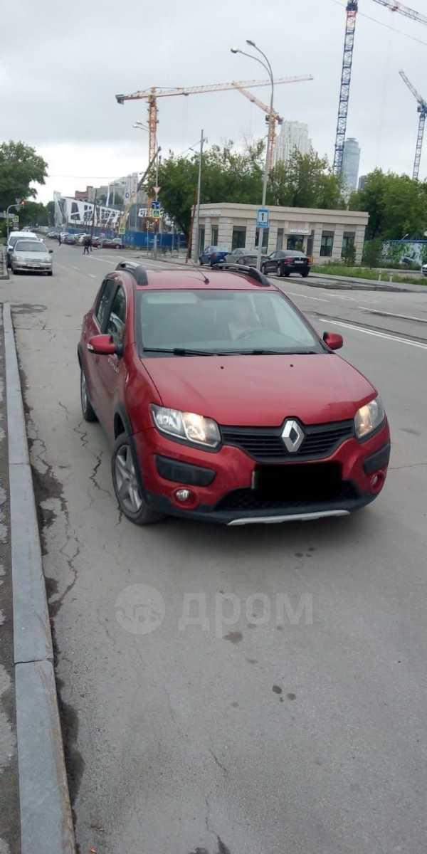Renault Sandero Stepway, 2016 год, 650 000 руб.