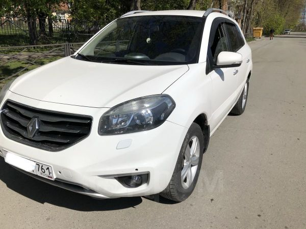 Renault Koleos, 2011 год, 615 000 руб.