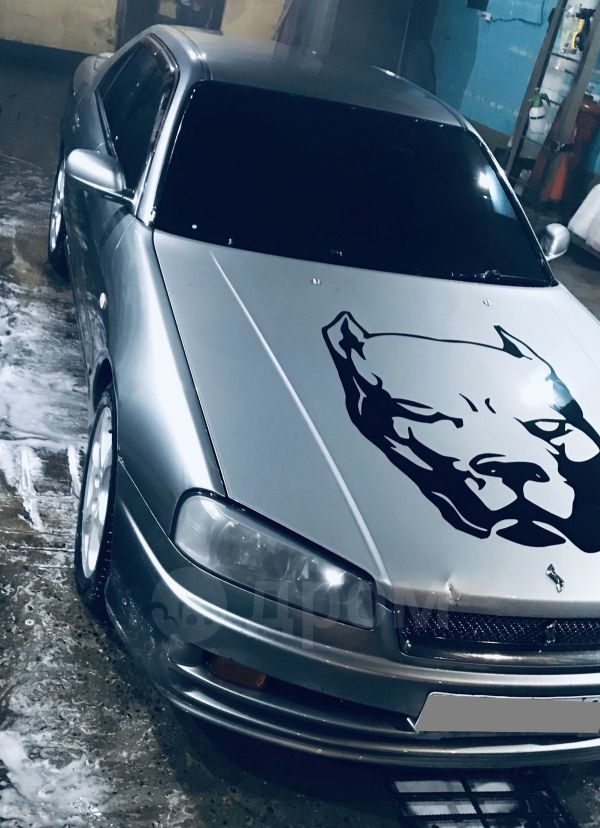 Nissan Skyline, 2000 год, 165 000 руб.