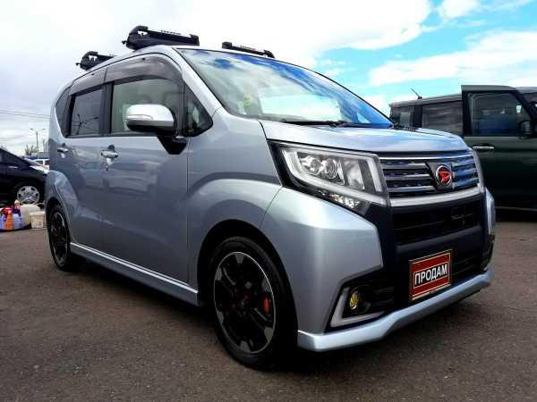 Daihatsu Move, 2016 год, 631 000 руб.