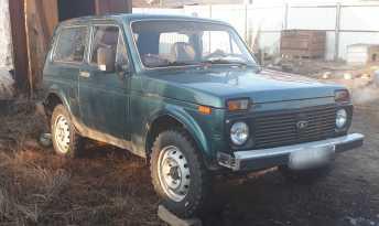 Кызыл 4x4 2121 Нива 1996