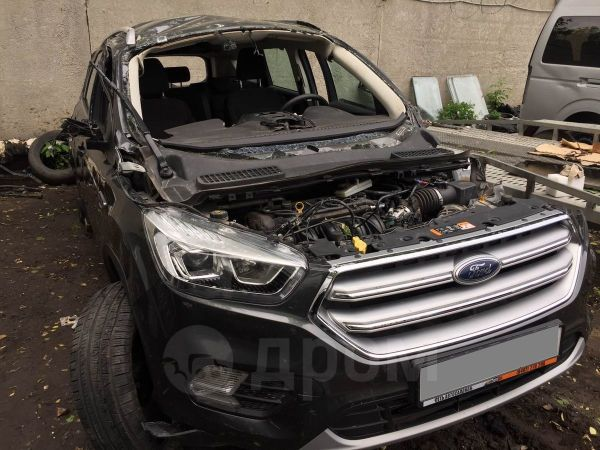 Ford Kuga, 2017 год, 340 000 руб.
