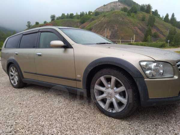 Nissan Stagea, 2002 год, 550 000 руб.