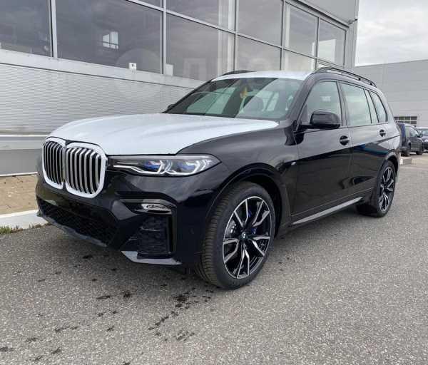 BMW X7, 2020 год, 7 390 000 руб.