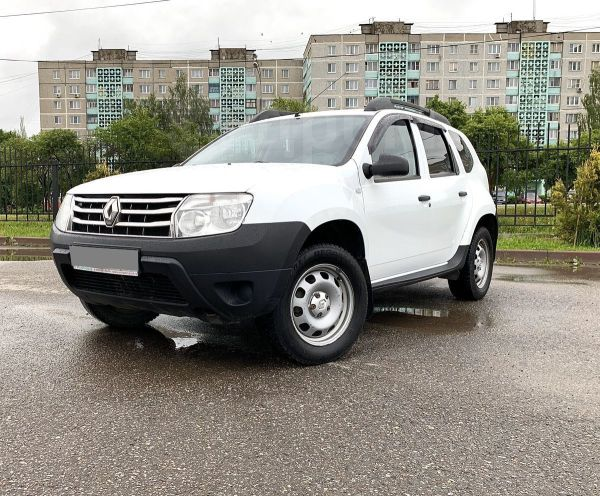 Renault Duster, 2015 год, 520 000 руб.