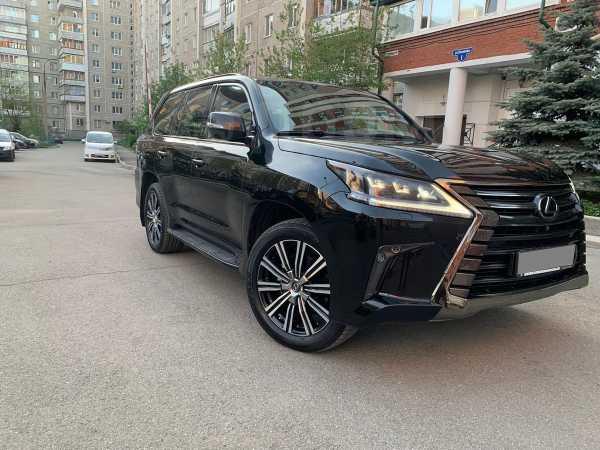 Lexus LX570, 2018 год, 5 990 000 руб.