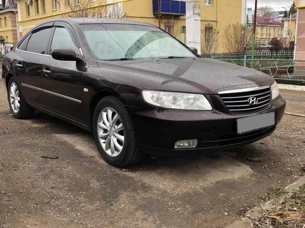 Hyundai Grandeur, 2007 год, 420 000 руб.