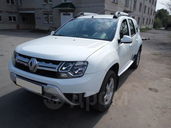 Renault Duster, 2018 год, 870 000 руб.