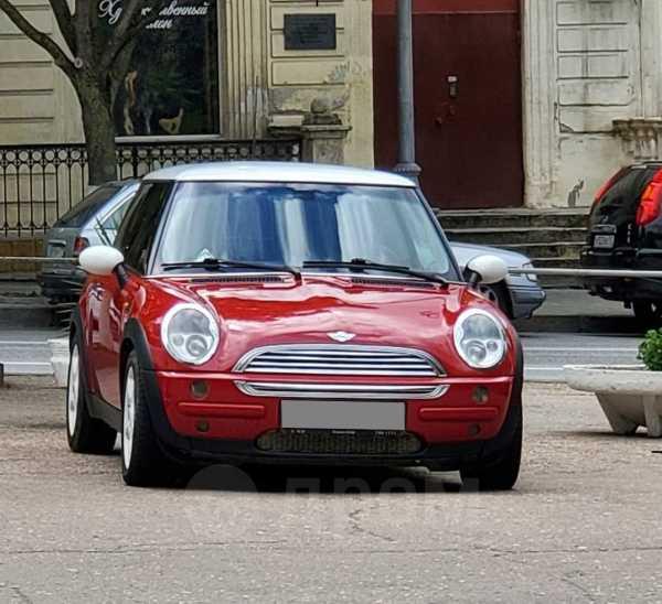 Mini Hatch, 2002 год, 310 000 руб.
