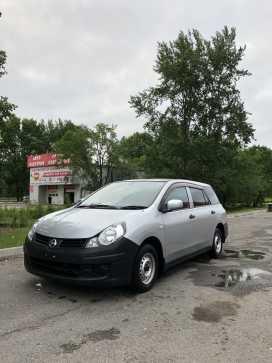 Хабаровск Nissan AD 2016