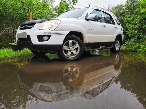 Kia Sportage, 2008 год, 520 000 руб.