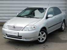 Воронеж Corolla 2002
