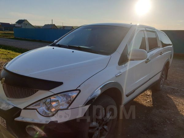 SsangYong Actyon Sports, 2011 год, 360 000 руб.