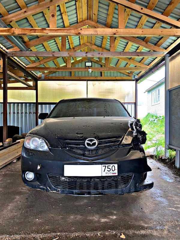 Mazda Mazda3, 2006 год, 140 000 руб.