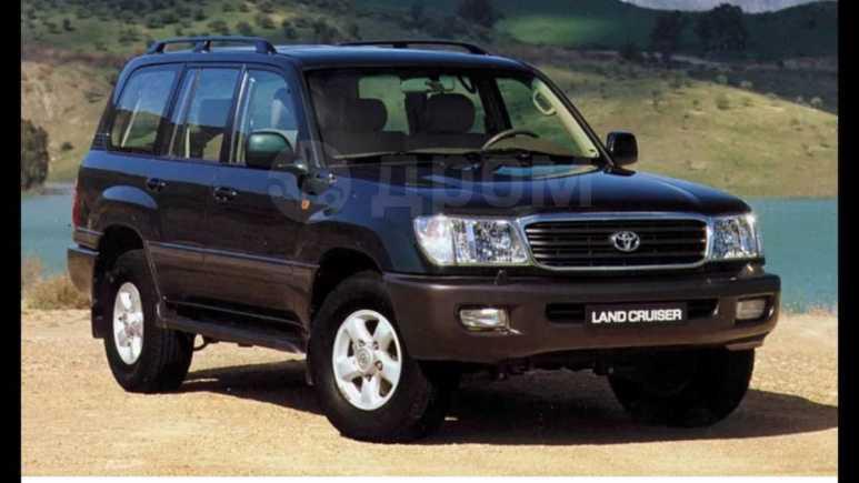 Toyota Land Cruiser, 1999 год, 1 080 000 руб.