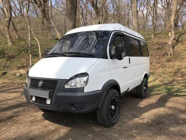 ГАЗ 2217, 2014 год, 1 070 000 руб.