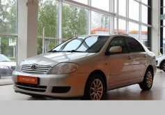 Ульяновск Corolla 2006