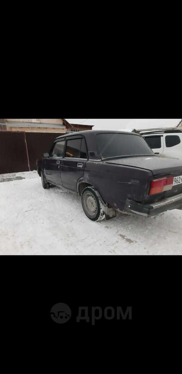 Лада 2107, 2002 год, 25 000 руб.