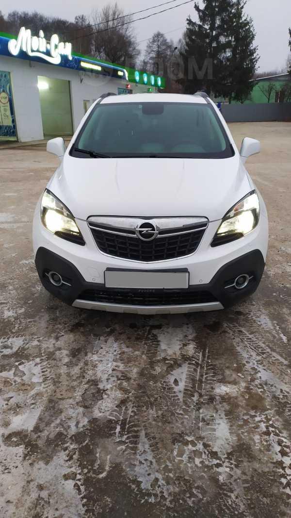 Opel Mokka, 2013 год, 760 000 руб.