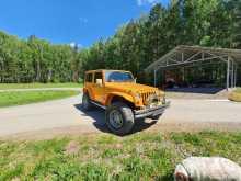 Горный Щит Jeep Wrangler 2012