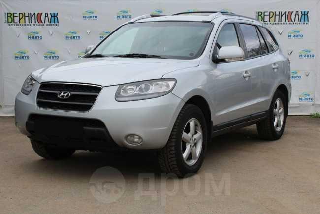 Hyundai Santa Fe, 2009 год, 695 000 руб.