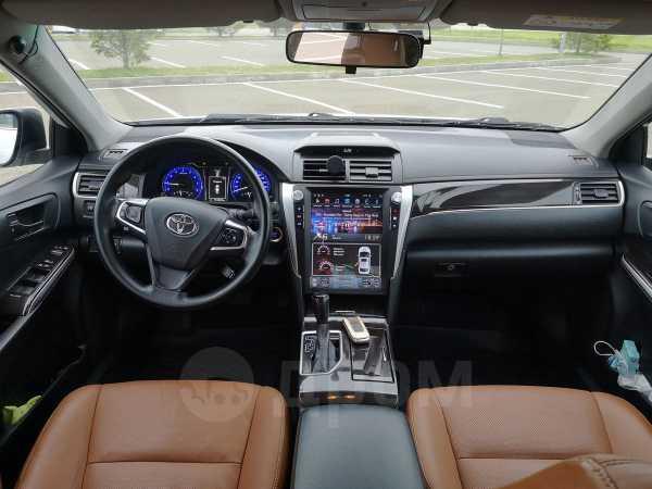 Toyota Camry, 2016 год, 1 090 000 руб.