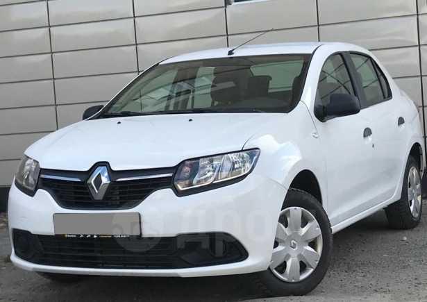 Renault Logan, 2016 год, 397 000 руб.