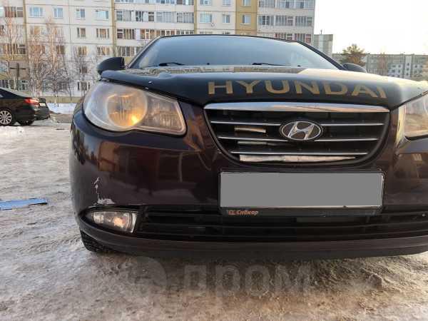 Hyundai Elantra, 2008 год, 295 000 руб.