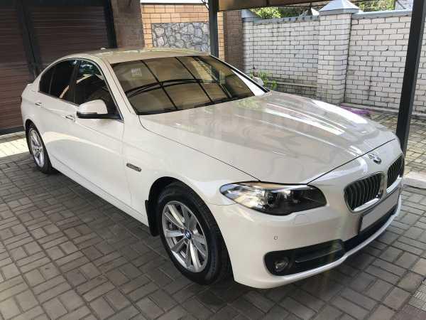BMW 5-Series, 2014 год, 1 350 000 руб.