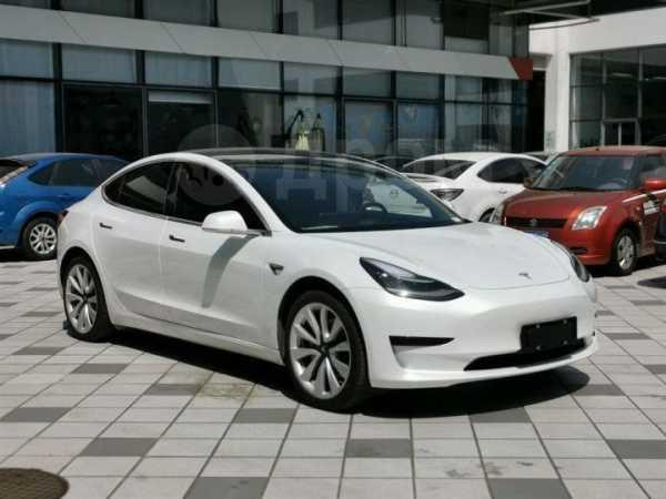 Tesla Model 3, 2020 год, 3 400 000 руб.