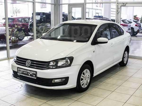 Volkswagen Polo, 2017 год, 558 000 руб.