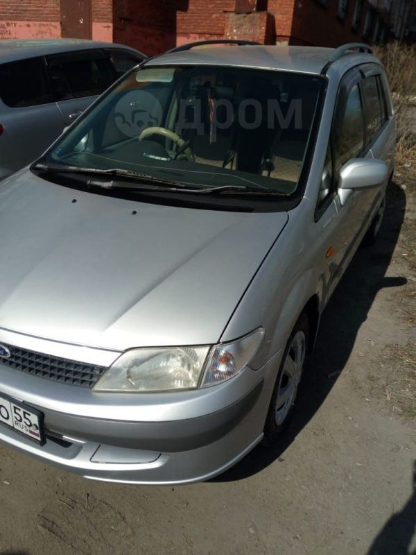 Ford Ikon, 1999 год, 180 000 руб.