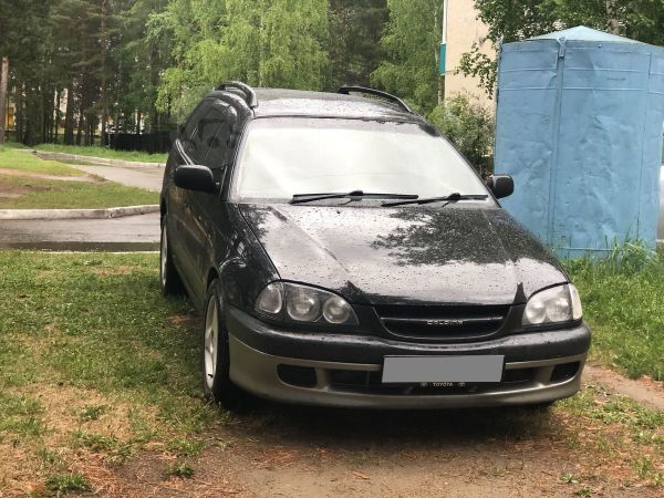 Toyota Caldina, 1998 год, 270 000 руб.