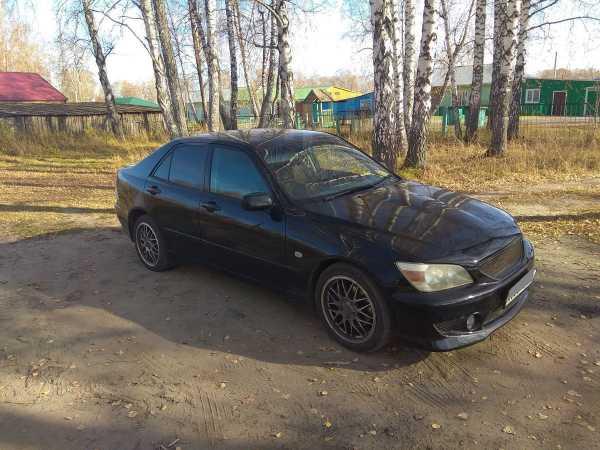 Toyota Altezza, 1998 год, 415 000 руб.