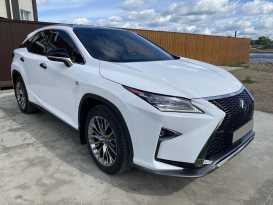 Нижнеудинск Lexus RX350 2019