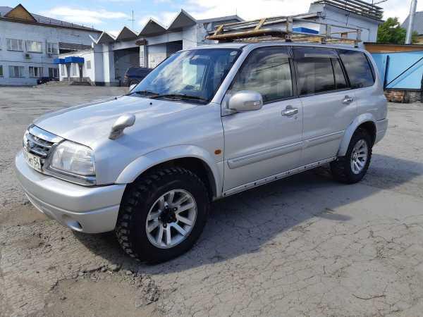 Suzuki Grand Escudo, 2002 год, 330 000 руб.