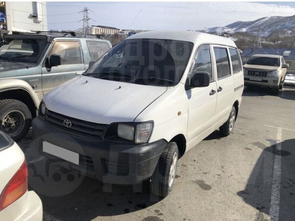 Toyota Town Ace, 2007 год, 385 000 руб.