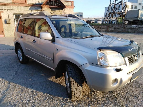 Nissan X-Trail, 2006 год, 529 000 руб.