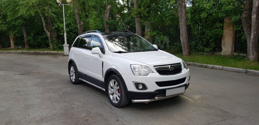 Opel Antara, 2012 год, 680 000 руб.