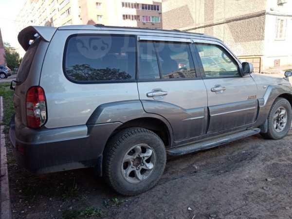 Hyundai Terracan, 2004 год, 550 000 руб.