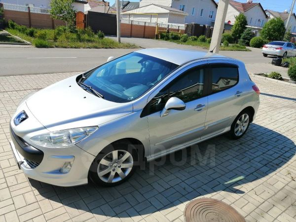 Peugeot 308, 2008 год, 302 000 руб.