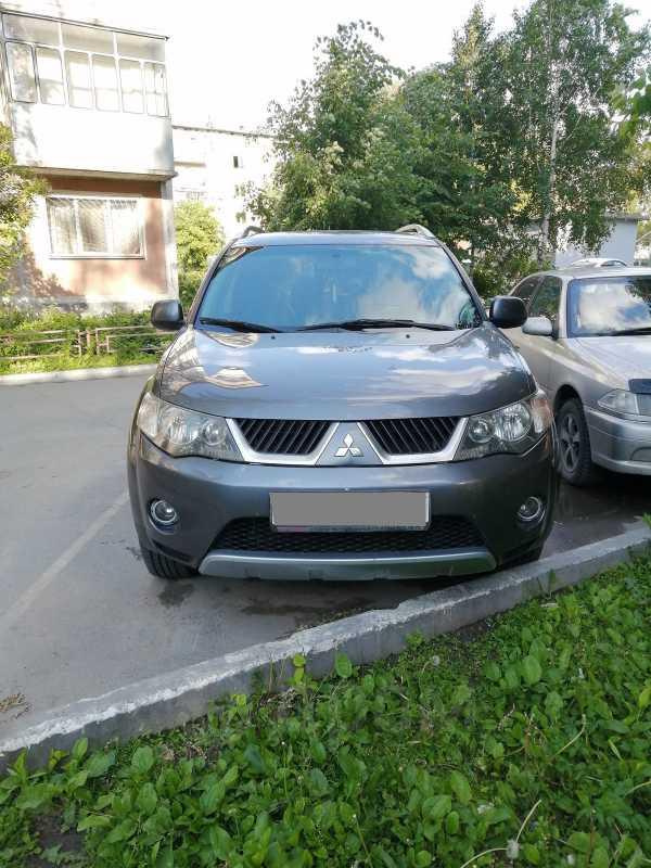 Mitsubishi Outlander, 2008 год, 665 000 руб.