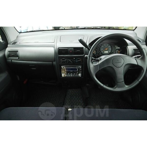 Mitsubishi Toppo BJ, 1999 год, 430 000 руб.