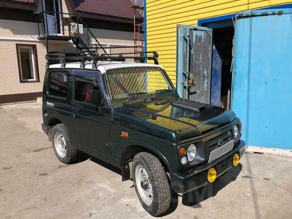 Suzuki Jimny, 1998 год, 240 000 руб.
